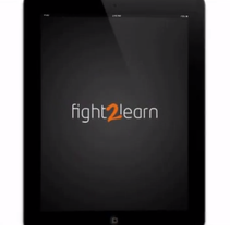 Fight2Learn. A Motion Graphics, and Animation project by Jorge García Fernández         - 15.05.2014