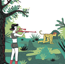Ilustración editorial. A Illustration project by Ana Galvañ - May 23 2014 12:00 AM