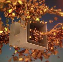 4inthecube REEL. A Motion Graphics, 3D, and Post-Production project by Jaime Ávila Diaz         - 27.05.2014