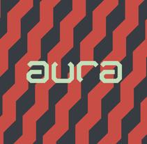 AURA Café. Diseño de Marca e Identidad.. Um projeto de Br e ing e Identidade de Plan D Creativos         - 20.04.2013