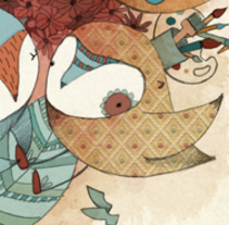 Finalista concurso Plum Pudding. A Illustration project by Laura Pastor - Jul 15 2013 12:00 AM