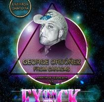 George Ordóñez from Caracas.. A Design, and Graphic Design project by Jordi Martos         - 29.05.2014