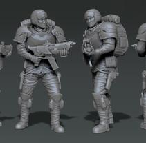 Scale75. Un proyecto de 3D de Iván Pardo - 30-05-2014