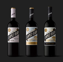 Hacienda López de Haro. A Design, Art Direction, Graphic Design, and Packaging project by Moruba  - 27-04-2014