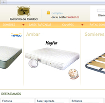Mi Mamá y Yo Hogar. Um projeto de Web design e Desenvolvimento Web de Gema R. Yanguas Almazán         - 22.02.2012