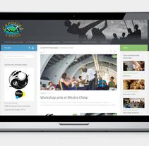 Capoeira Canigó. Un proyecto de Desarrollo Web, Diseño Web y Fotografía de laKarulina  - Domingo, 25 de mayo de 2014 00:00:00 +0200