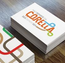 Haz deporte en CORELLA sea donde sea. Un proyecto de Publicidad, Br, ing e Identidad, Arquitectura de la información, Marketing y Packaging de ALEJANDRO  CALVO TOMAS - 02-06-2014