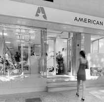 American Language Academy (Imagen corporativa). A Installations, Photograph, Br, ing&Identit project by Pedro  Cobo López         - 25.06.2014