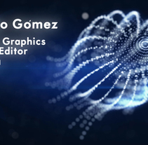 Demo reel. A Motion Graphics, 3D, Animation, and Post-Production project by Sergio Gómez López         - 04.06.2014