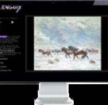 Enguix. Un proyecto de Diseño Web y Desarrollo Web de Jaime Sanchez - Viernes, 06 de junio de 2014 00:00:00 +0200
