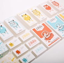 La nueva Trastería . A Br, ing, Identit, Web Design, Illustration, Packaging, and Screen-printing project by La Trastería  - Jun 11 2014 12:00 AM