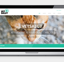 VetSalut. A Photograph, Graphic Design, and Web Development project by laKarulina  - Jan 01 2014 12:00 AM