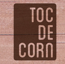 Toc de Corn. A Design, Br, ing, Identit, and Graphic Design project by Ruben Piedra         - 15.06.2014
