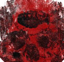 CONSTRICT + CUERVO + PISS ON NATION + CHERNOVILLE | poster. Un proyecto de Diseño, Ilustración, Publicidad y Diseño gráfico de alejandro escrich - 20-01-2014