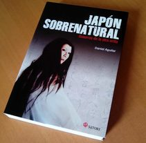 Japón sobrenatural. A Editorial Design project by Emiliano Molina - 29-10-2013