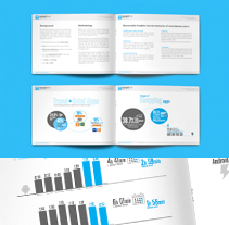 Smartme Analytics Reports & Brochures. A Design, Editorial Design, and Graphic Design project by Sara Pedrero Díaz - Apr 10 2014 12:00 AM