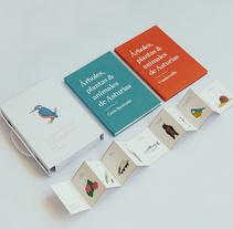Árboles, plantas & animales de Asturias. A Design, Illustration, and Editorial Design project by Dana Riesgo         - 25.06.2014