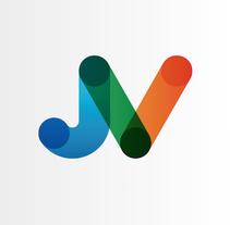 Social Marketing Jordi Verdura. Logotipo y identidad.. Un proyecto de Br e ing e Identidad de Xavi Camps - Jueves, 01 de mayo de 2014 00:00:00 +0200