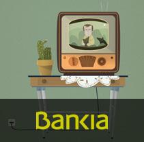 "Bankia ""Plan te lo Mereces"". A Animation, Illustration, and Advertising project by Pedro Alón - Jun 30 2014 12:00 AM"