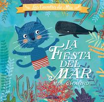 La Fiesta del Mar. A Editorial Design&Illustration project by Mia Charro - Jul 08 2014 12:00 AM