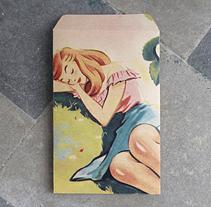 Vintage envelopes. Un proyecto de Artesanía y Moda de Heroine Studio - 14-07-2014