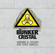 Bunker Cristal. Un proyecto de Diseño gráfico, Diseño Web y Desarrollo Web de Julio Valdés Boccardo - 21-07-2014