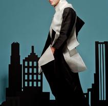 Tesis - Produccion editorial. A Design, Costume Design, and Fashion project by Virginia Camalli - 24-07-2014