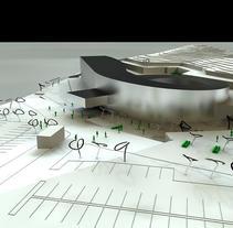 Maquetas. Un proyecto de 3D y Arquitectura de Alfonso Fernández-Mensaque Rodríguez         - 25.07.2014