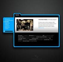 Diseño Web. Un proyecto de Diseño, Diseño Web y Desarrollo Web de Carlos Hernández Gironés - 31-07-2014