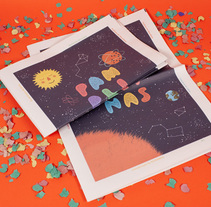 Pamplinas - suplemento de fin de semana para niños. A Art Direction, Editorial Design, and Graphic Design project by Ninchaka         - 31.12.2013
