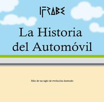La historia del automóvil (II). Un proyecto de Ilustración de Íñigo Franco Benito         - 02.08.2014