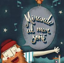 canciones. Um projeto de Ilustração de Zen Castilla         - 05.08.2014