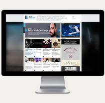 BeatBurguer. A UI / UX, Br, ing, Identit, Editorial Design, and Web Design project by Iñaki de la Peña - 09-10-2012