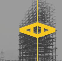 Diseño de identidad corporativa para Dalmar.. Um projeto de Design, Direção de arte, Br, ing e Identidade e Design gráfico de Carmen Pereda Ledesma         - 08.08.2014
