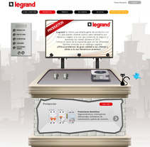 Conectayganaconlegrand. A Web Design project by Oriol Ris Juarez         - 31.08.2013