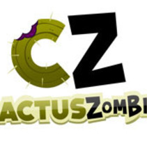 Cactus Zombie. A Animation, Character Design, and Game Design project by Juan Carlos Cruz         - 11.08.2014