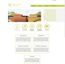 3e.  web en construcción. Um projeto de Design gráfico e Web design de Xavi Colet Ruiz         - 16.08.2014