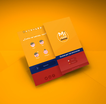 Repsol app. A Art Direction, Information Architecture, and Web Design project by Angel Galea         - 04.05.2014