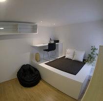 Reforma Dormitorio. Un proyecto de Arquitectura, Arquitectura interior y Diseño de interiores de Guille Llano - 17-08-2014