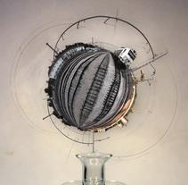 """TARJETAS """"AYUNTAMIENTO LINARES-BAEZA"""". Un proyecto de Diseño gráfico de José T. Alvarez         - 25.08.2014"""