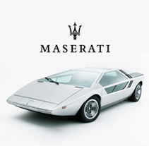 Maserati. A UI / UX, Art Direction, and Web Design project by Fabiano Rosa         - 02.09.2014