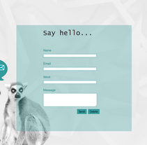 Portfolio. A Web Design, and Web Development project by papa papa - 03-09-2014