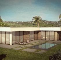 Infoarquitectura 3D. Un proyecto de 3D y Arquitectura de O'DOLERA         - 04.09.2014