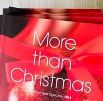 CHRISTMAS CATALOGUE 2014.. Um projeto de Fotografia, Direção de arte e Design gráfico de A DESIGN STUDIO         - 31.08.2014