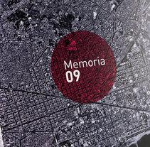 Memoria, Barcelona. A Design, Editorial Design, Graphic Design, and Photograph project by Mediactiu agencia de branding y comunicación de Barcelona  - Sep 08 2014 12:00 AM