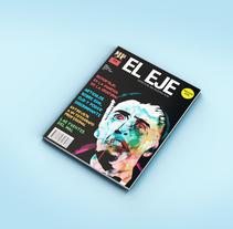 Revista EL EJE. Un proyecto de Diseño editorial de Bruno Mayol         - 14.05.2012