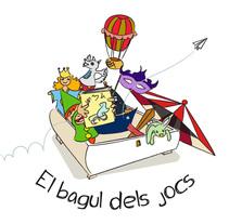 El Bagul dels Jocs. Un proyecto de Diseño, Ilustración, Diseño de complementos, Br, ing e Identidad, Gestión del diseño, Diseño gráfico y Marketing de Mònica  Roca - 16-09-2014