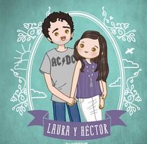 Invitaciones de boda. Un proyecto de Diseño de Francesc  Gómez Guillamón - 19-09-2014