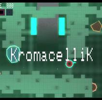 """""""KromacelliK"""" Game. Un proyecto de 3D y Diseño de juegos de Benet Carrasco Llinares         - 20.09.2014"""