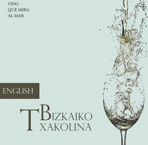 Txacoli Proyect. A Graphic Design project by Marga Garrido         - 04.06.2012